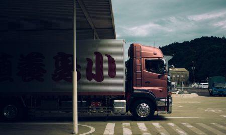 přeprava zboží
